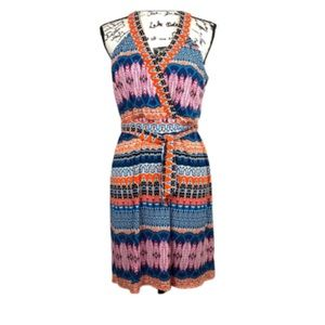 LAUNDRY by Shelli Segal Patterned Dress